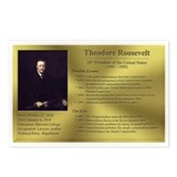 26: Theodore Roosevelt Postcards (8 Pack)