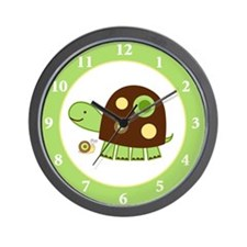 Laguna Turtle Wall Clock