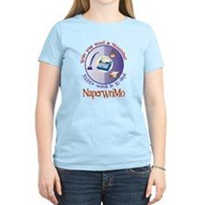 Write your novel in November! T-Shirt