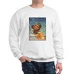 We'll Fly Em Pilot (Front) Sweatshirt