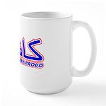 Proud Kafir (Infidel) Large Mug