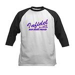 Proud Infidel (Kafir) Kids Baseball Jersey