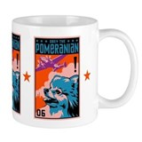 Obey the POMERANIAN! Freedom Small Mug