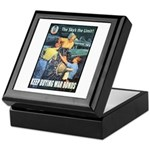 Sky's the Limit Poster Art Keepsake Box