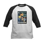 Sky's the Limit Poster Art Kids Baseball Jersey