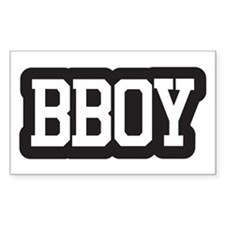 BBOY Bumper Stickers