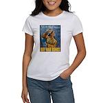 Till We Meet Again Poster Art Women's T-Shirt