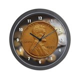 The Penny Wallclock