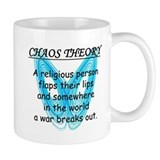 Chaos Theory - War Small Mugs