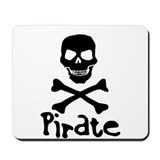 Pirates! Mousepad