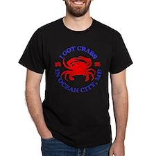 I got crabs in Ocean City T-Shirt