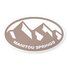 Manitou Springs Decal