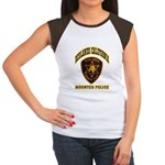 Redlands Mounted Police Women's Cap Sleeve T-Shirt