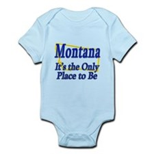 Only Place To Be - Montana Infant Bodysuit
