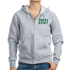 Zip Hoodie (Image on back)