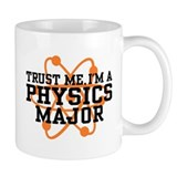 Physics Major Small Mug
