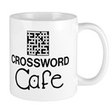 Crossword Cafe Mug