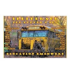 Education Empowers -- Postcards (Package of 8)