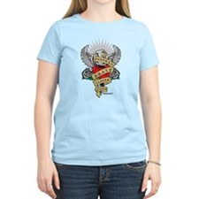 Brain Cancer Dagger T-Shirt