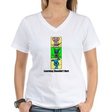 Learning Shouldn't Hurt Women's Tee