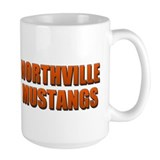 Northville Mustangs Mug