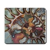 ammonite Mousepad