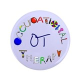 OT at work 3.5&quot; Button