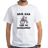 SAVE GAS, RIDE THE HANDICAPPE Shirt