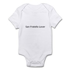 Cute San fratello Infant Bodysuit