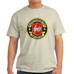 Philadelphia Housing PD Narc Light T-Shirt