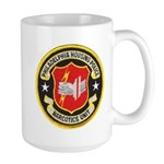 Philadelphia Housing PD Narc Large Mug