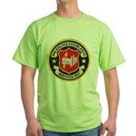 Philadelphia Housing PD Narc Green T-Shirt