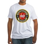 Philadelphia Housing PD Narc Fitted T-Shirt