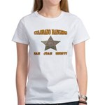 Colorado Rangers San Juan Women's T-Shirt