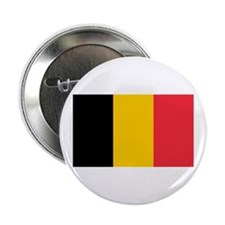 "Belgian Flag 2.25"" Button"