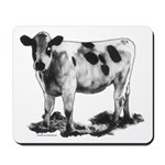Spotted Cow Mousepad