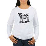 Spotted Cow Women's Long Sleeve T-Shirt