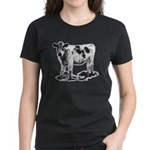 Spotted Cow Women's Dark T-Shirt