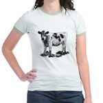 Spotted Cow Jr. Ringer T-Shirt