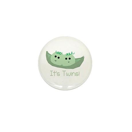 It's TWINS! Mini Button