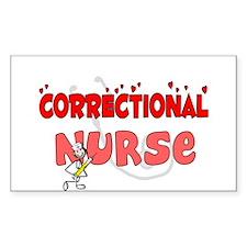 Nurse XX Decal