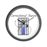Nurse XX Wall Clock