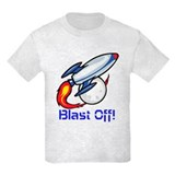 Cute  rocket ship T-Shirt