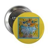 "Money Magnet Goddess 2.25"" Button (100 pack)"