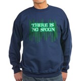 No spoon - Matrix Sweatshirt