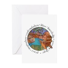 Red Canyon Greeting Cards (6)