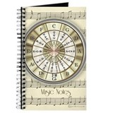 Circle of Fifths Musicians Journal