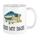 Kiss My Bass Mug