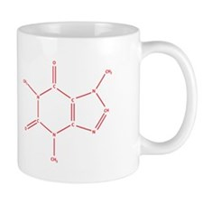 The Caffeine Molecule Mug