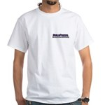 GP White T-Shirt